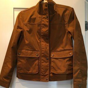 Patigonia canvas jacket